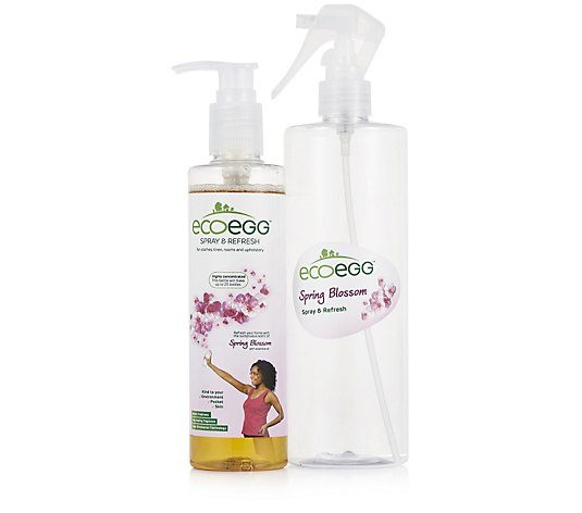 Ecoegg Spray & Refresh Concentrate with Spray Bottle