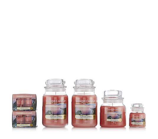 Yankee Candle 28 Piece Staycation Collection