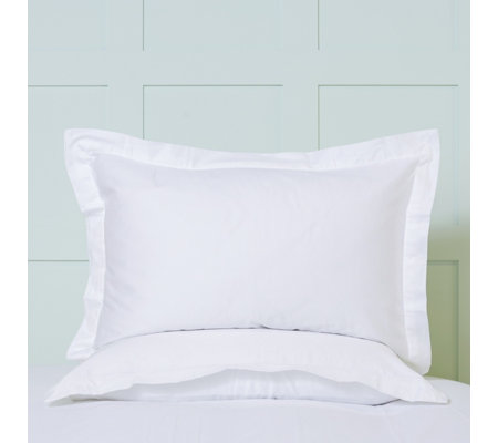 Northern Nights 100% Cotton Set of 2 Oxford Pillowcases