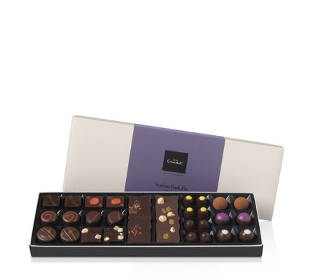 Hotel Chocolat Serious Dark Sleekster 30pc Collection
