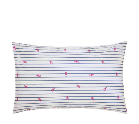 Joules Orchard Ditsy Standard Pillowcase