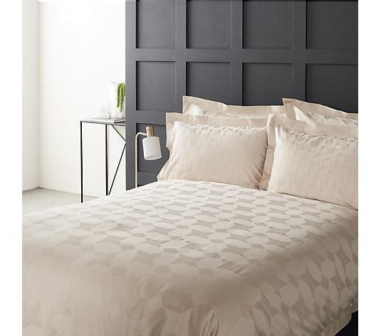 K by Kelly Hoppen 100% Cotton 5 Piece Spiral Duvet Set