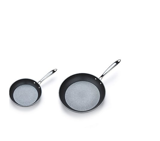 Hammer Pans 20cm & 28cm Non-Stick Frying Pan Stainless Steel Handles