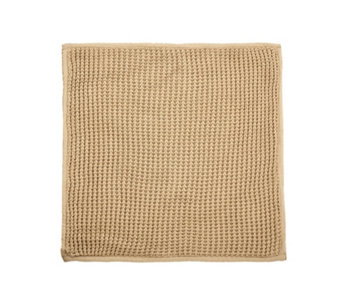 K by Kelly Hoppen Chunky Knit Square Cushion Cover - 806244