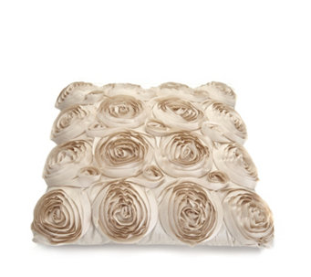 Bob Mackie Legacy Rose Cushion - 802445
