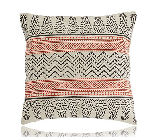 Edited by Erica Davies Aztec Printed Cushion
