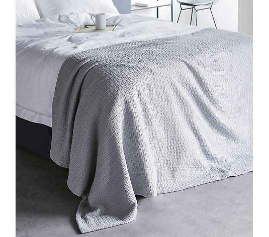 K by Kelly Hoppen 100% Cotton Throw