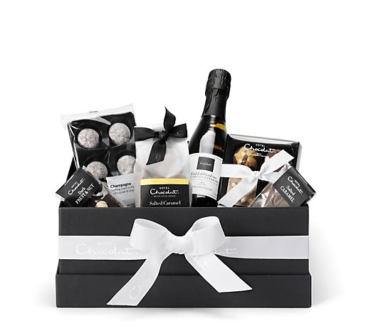 Hotel Chocolat Chocolat & Fizz Collection