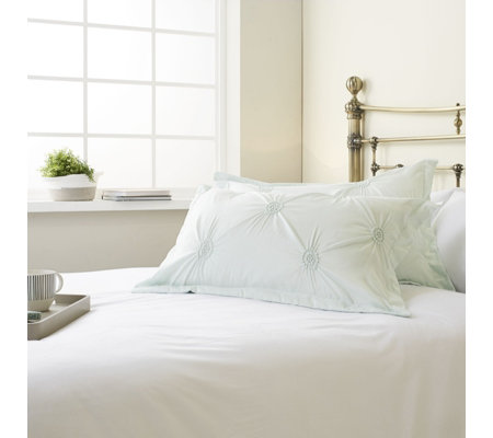 Supersoft by Cozee Home Camila Pintuck Shams