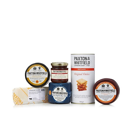 Paxton & Whitfield Cheeselovers Selection