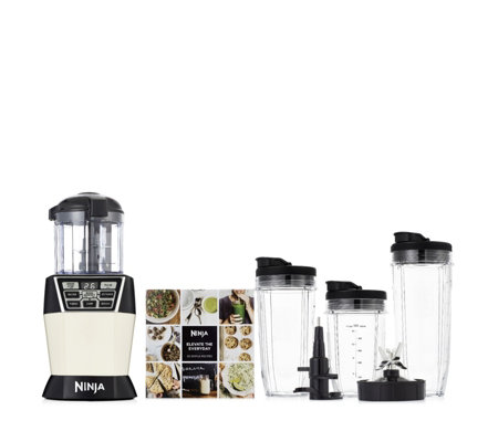 Outlet Nutri Ninja Duo NN100UK Auto IQ Blender & Chopper