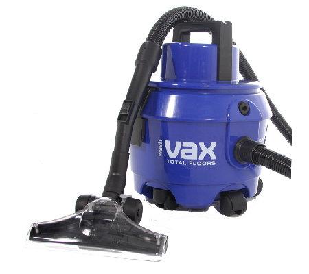 Vax Total Floors Cylinder Carpet Amp Hard Floor Cleaner Qvc Uk