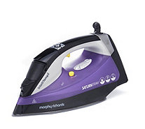 Morphy Richards 305002 Saturn Steam Iron with IntelliTemp Technology - 807863