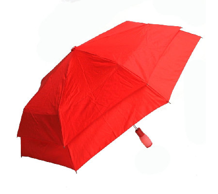 052b5a3bab5b Windguard Wind Resistant Automatic Open & Close Umbrella with Light - QVC UK