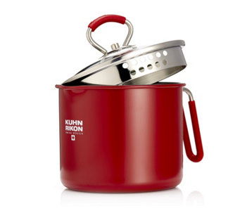 Kuhn Rikon Small Carbon Steel Multipot - 805068