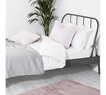 Northern Nights Coolest Comfort Cotton 4 Piece Duvet Set - 807371