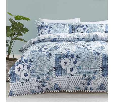 Maison by Silentnight Sienna 3 Piece Duvet Set