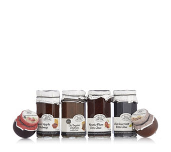 Cottage Delight Best of British 6 Piece Jams & Chutneys Selection - 806085