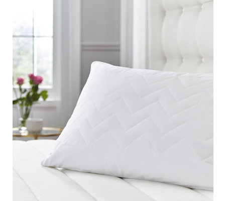Silentnight Luxury Quilted Wool Pillow