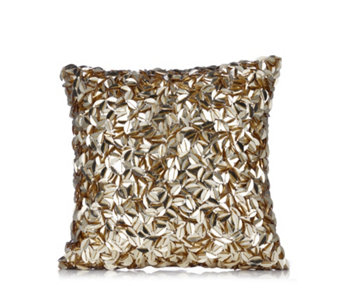 JM by Julien Macdonald Deco Collection Sequin Cushion - 805388