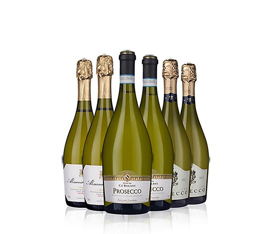 Laithwaite's Case of 6 Favourite Prosecco Selection
