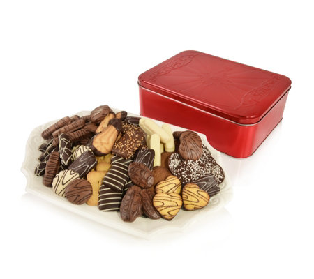 Lambertz 1.4kg Sharing Variety Biscuit Selection in Decorative Tin