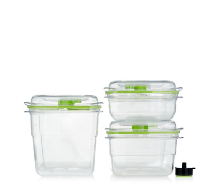 FoodSaver Triple Pack