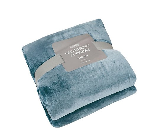 Cozee Home Velvetsoft Supreme Throw