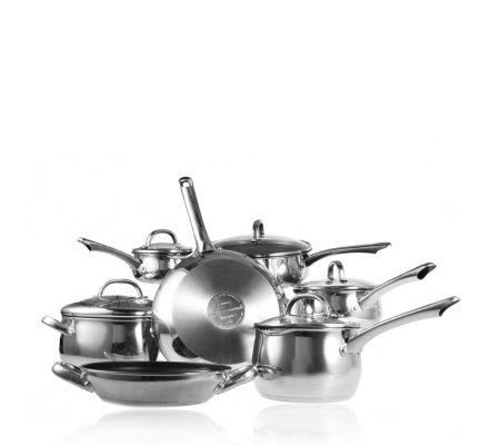 Stainless 500g Non Stick 7 Piece Pan