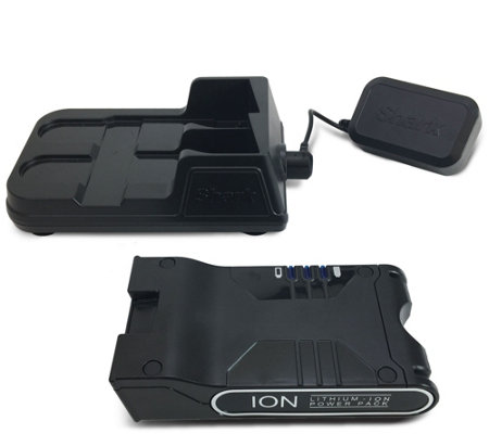 Shark Ion Flex Power Pack Ion Battery w/ Dual Charger System
