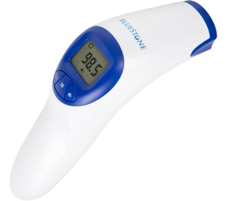 Bluestone Non Contact Infrared Forehead Thermometer