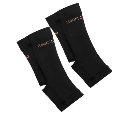 Tommie Copper Core Compression Set of 2 Ankle Sleeves