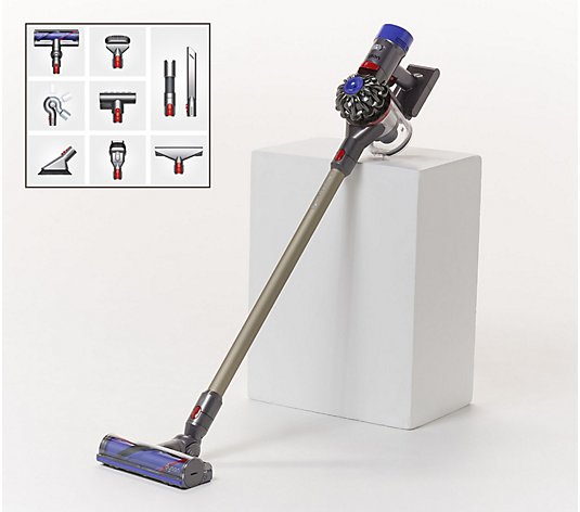 Dyson V8 Animal Pro Cordfree Vacuum with 9 Tool Attachments