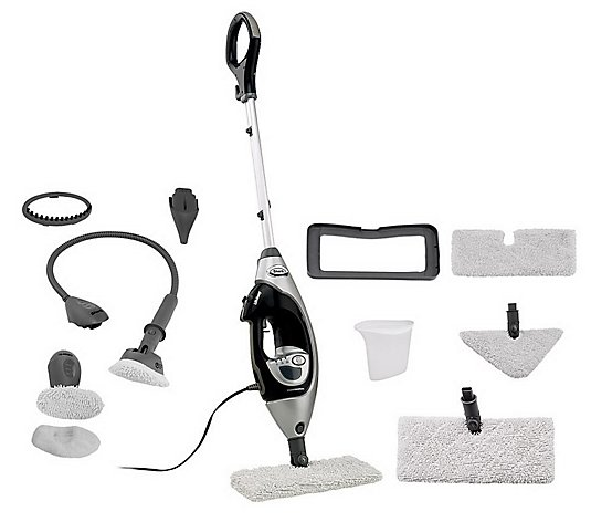 Steam Pocket Mop With Attachments
