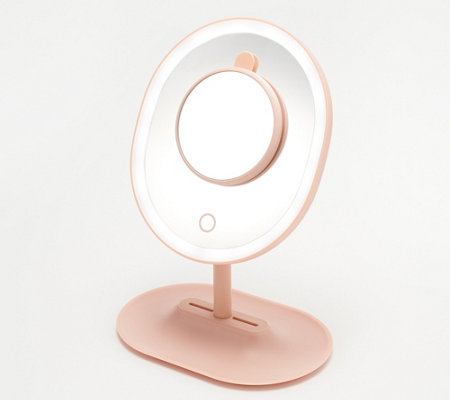 Pop Sonic Beauty Pedestal Magnification Mirror
