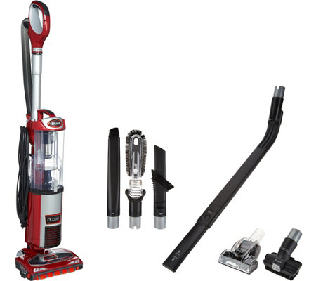 Shark DuoClean Slim Upright Vacuum w/6 Cleaning Tool Attachment