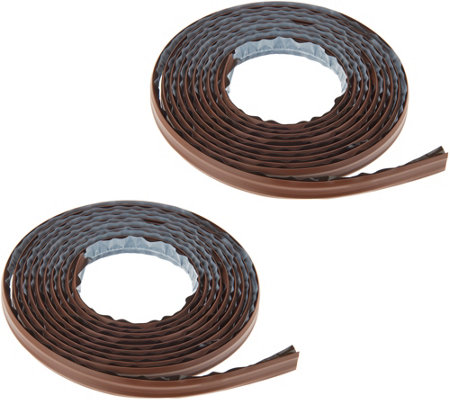InstaTrim Set of 2 10 Foot Self-Adhesive Trim Strips