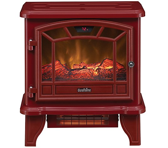 Duraflame Infrared Stove Heater with Remote Control