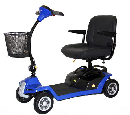 Shoprider Escape 4-Wheel Portable Scooter