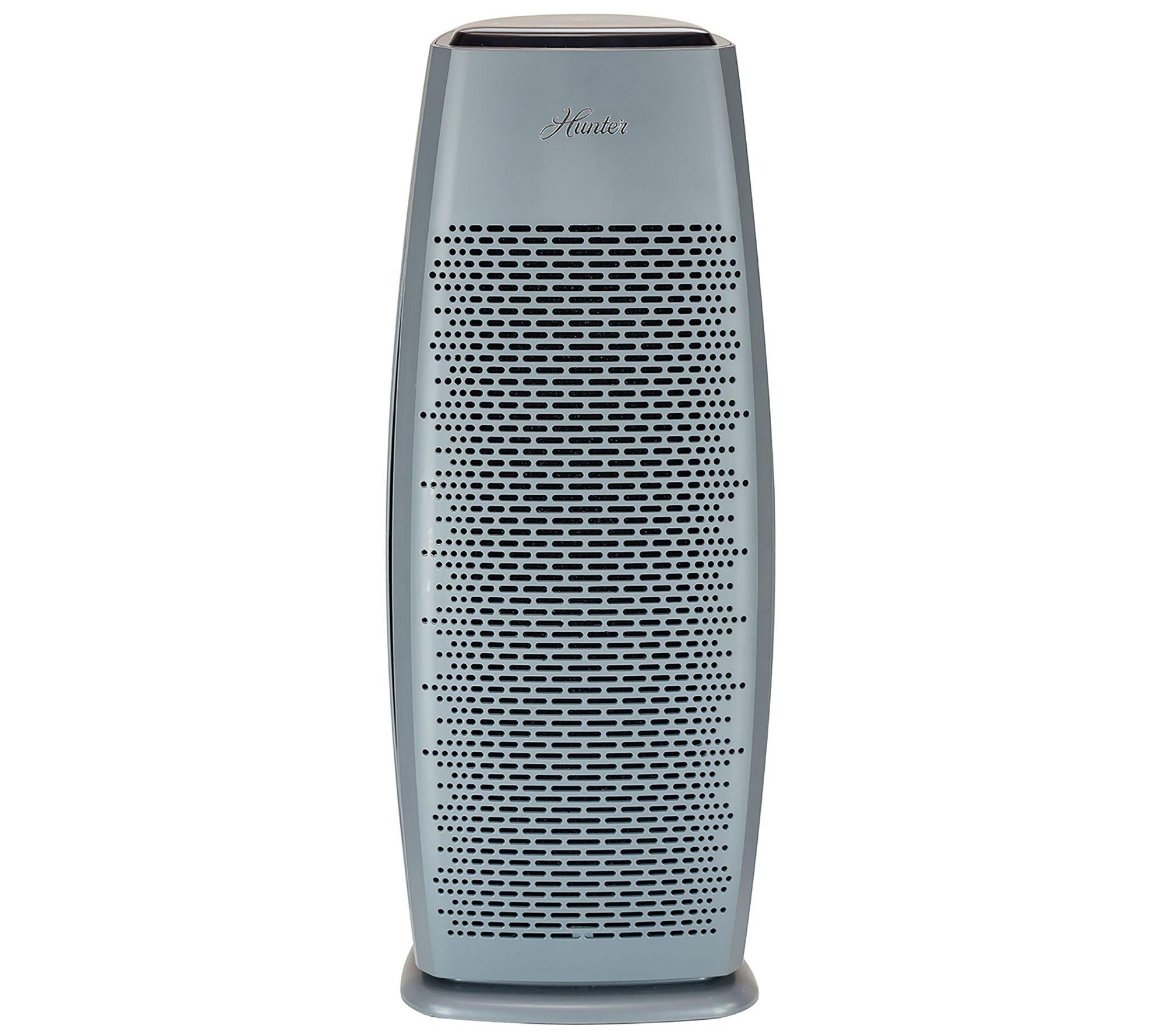 True HEPA digital tower air purifier