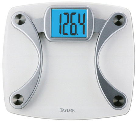 Taylor Precision Products Butterfly Glass Digital Scale