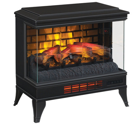 Duraflame Infragen 3d Panoramic Stove Heater With Remote