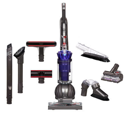 dyson dc41 animal ball upright vacuum with 7 attachments page 1 rh qvc com dyson dc41 instruction manual dyson dc41 instruction manual