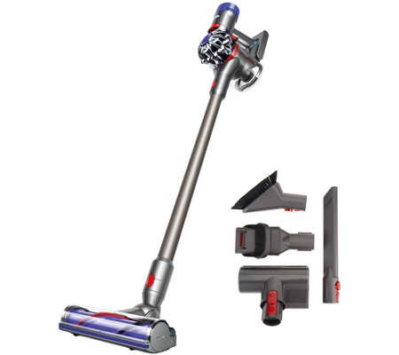 Dyson V8 Animal Cordfree Vacuum w/Tools and HEPA Filtration