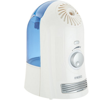 HoMedics Total Comfort Whisper Quiet Ultrasonic Humidifier - Page 1 ...
