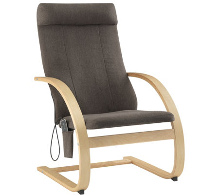 HoMedics 3D Shiatsu Therapeutic Massaging Lounger With Heat