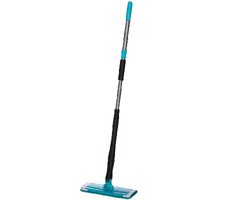 Titan Twist Wet And Dry Microfiber Mop With Pad Page 1 Qvc