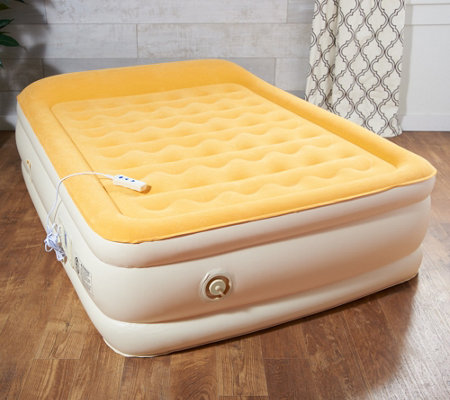 "Air Cloud 20"" King Auto-Inflation Air Mattress"