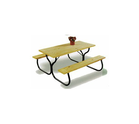 Jack Post Fiesta Charm Picnic Table Frame - Frame Only FC-30 ...