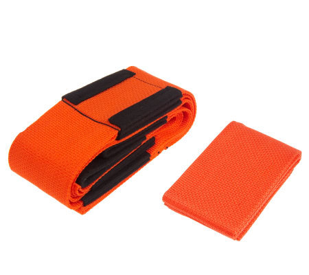 Forearm Forklift Adjustable Lifting Straps & Extension Kit